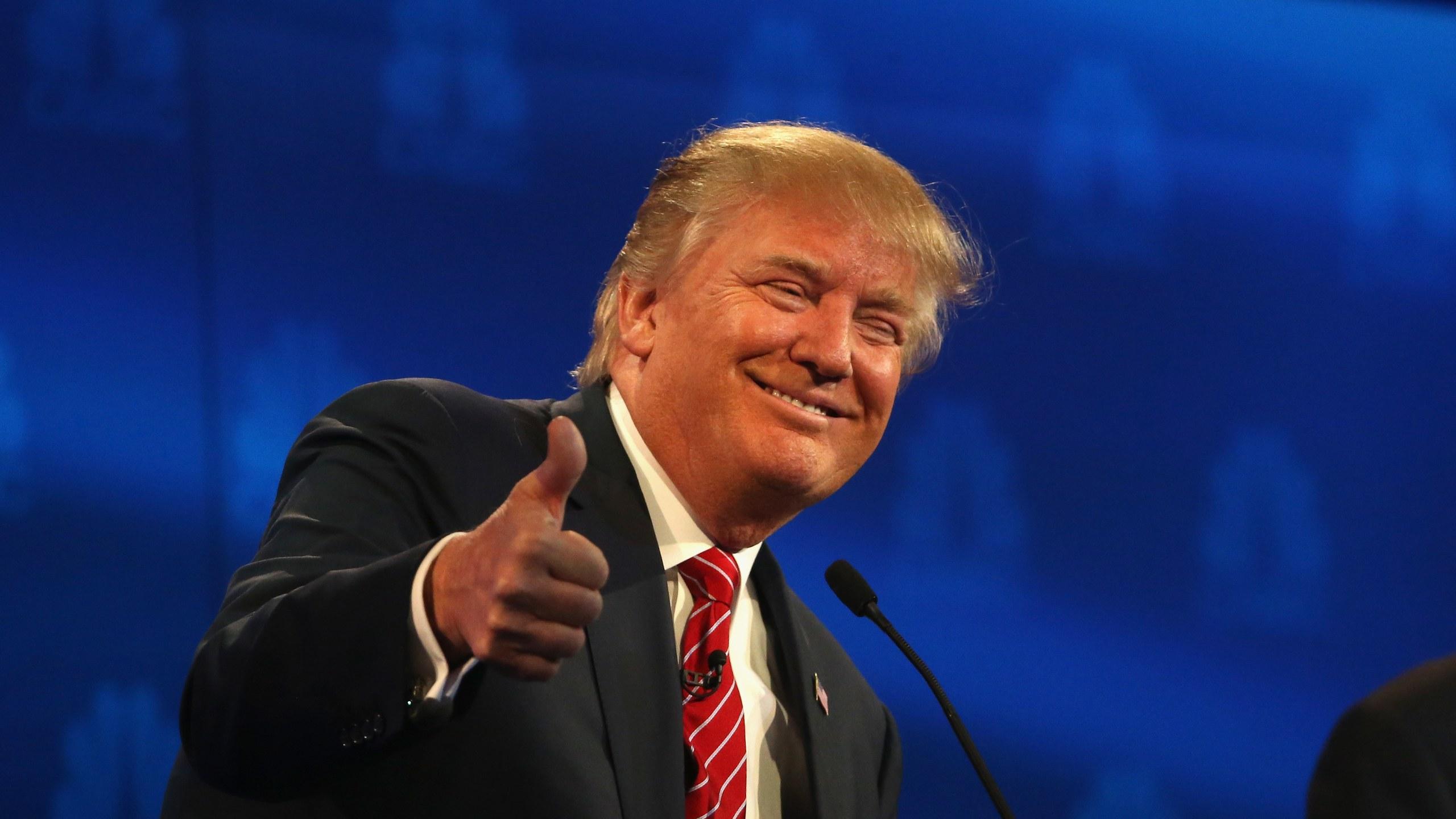 Donald Trump Dari Negeri Singa: Meningkatkan Percaya Diri Dengan Hipnoterapi